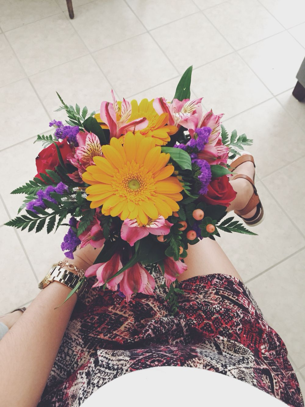 Flowers from the boyfriend | Flowers bouquet gift, Flowers