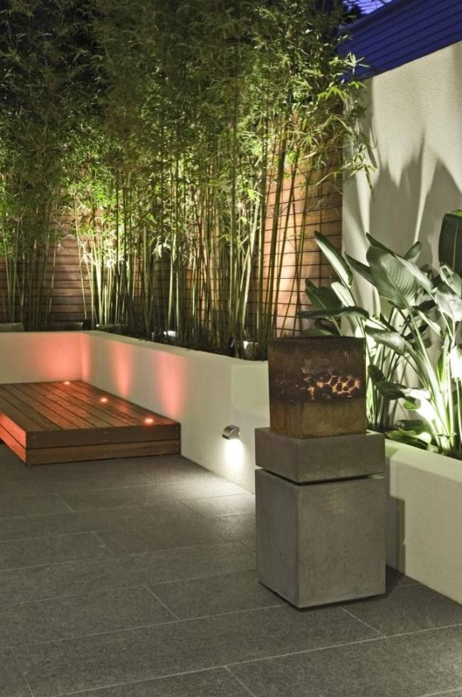 moderne innenhof-gestaltung australien-cos design-projekte,