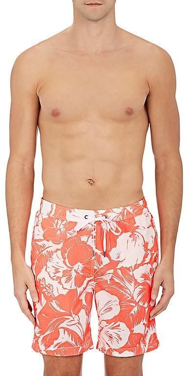 84e5d9146c9ca Onia MEN'S CHARLES SWIM TRUNKS - WHITE SIZE XXL | Products ...