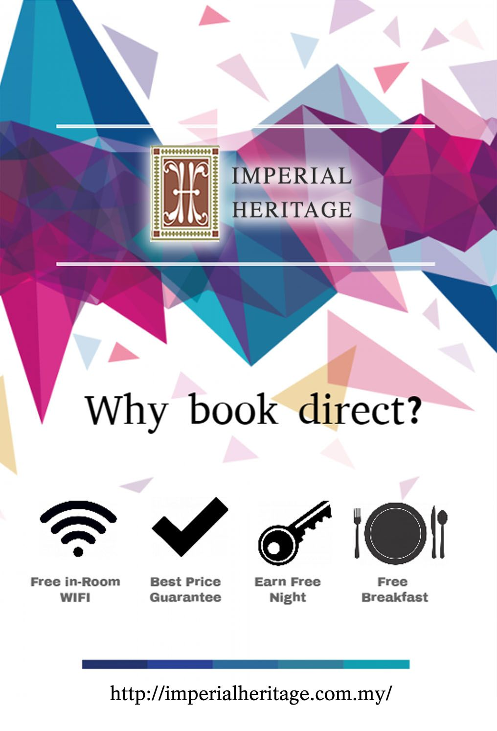 Book Direct And Get Your Special Privilege Book Hotel Imperialheritage Hotel Melaka Jonkerstreet Malaysia Holiday Heritage Hotel Heritage Imperial