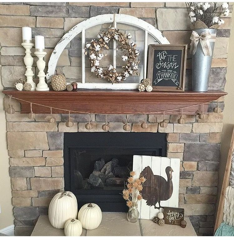 Pin By Christina Franklin On Fireplace Fireplace Mantle Decor Rustic Mantle Decor Farmhouse Fireplace Mantels