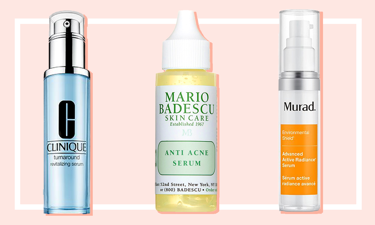 7 Cult-Favorite Facial Serums That Actually Do What They Say #faceserum
