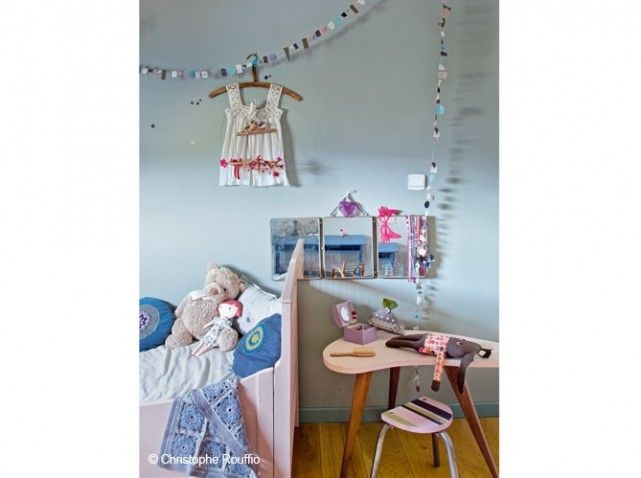 Chambre enfant fille pastel | zouzou kid | Pinterest | Kids rooms ...
