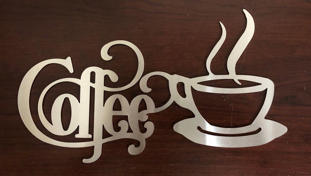 Coffee Sign with Mug 14