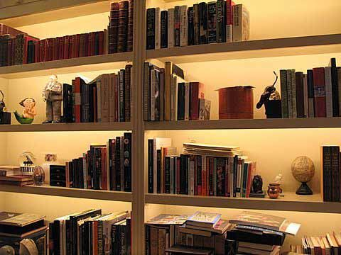 Example 8 Bookcase Lighting Useful For Knick Knacks And