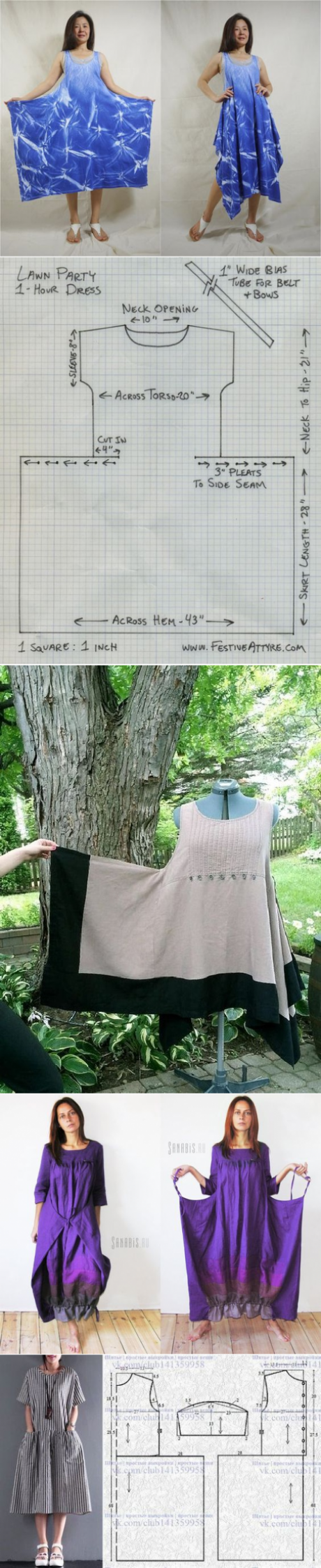 шитье #dresses