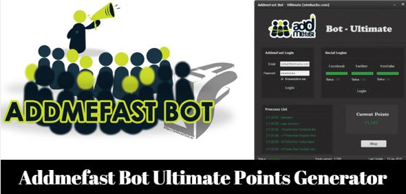 Addmefast Bot Ultimate Point Generator Gaming Tips Generator Tool Hacks