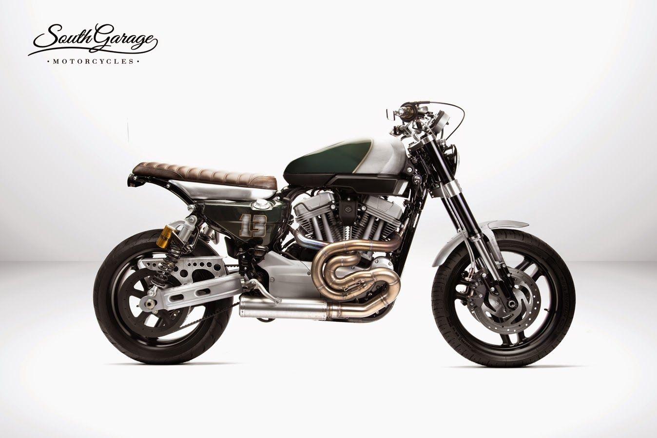 Racing Cafè: Harley XR 1200