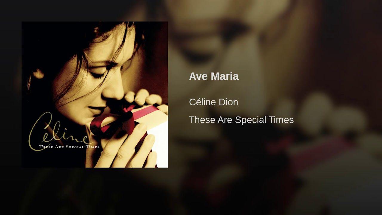 Ave Maria O Holy Night Happy Xmas The Prayer Celine Dion