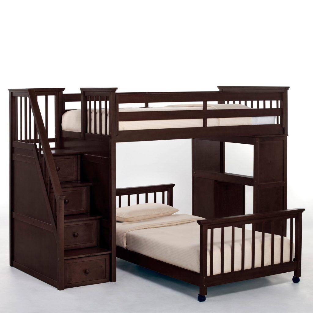 Bunk bed loft ideas  Bed Frame Wheel Holders  Bed Frames Ideas  Pinterest  Bed frames