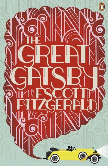 Book Cover Typografie ~ Gorgeous great gatsby book covers buchcover