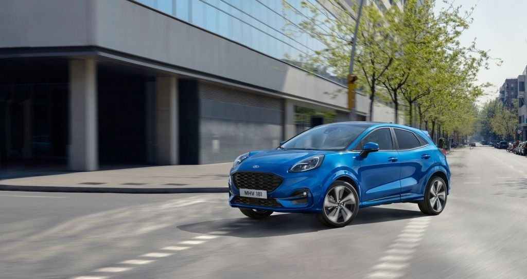 2020 Ford Puma Price Redesign Specs And Interior In 2020 Ford