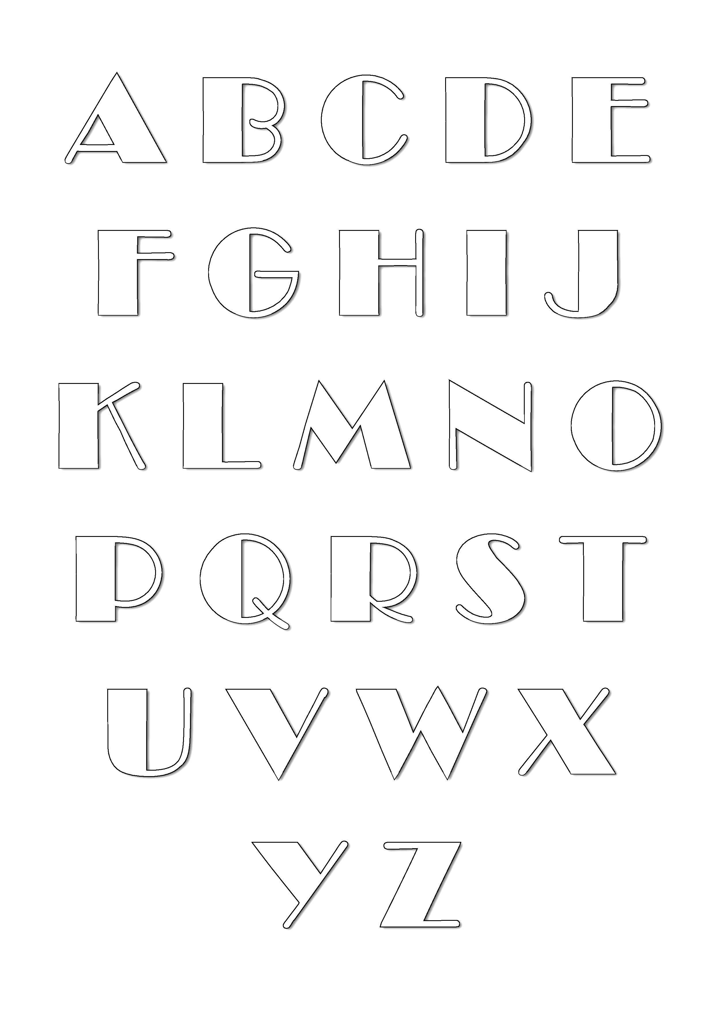 9 Divers Coloriage Lettres Alphabet Pics
