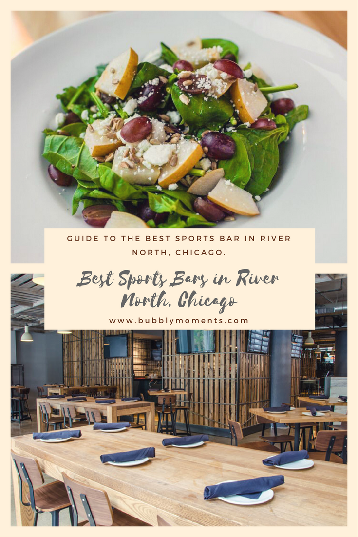 Best Sports Bars in River North, Chicago | Chicago, Food ...