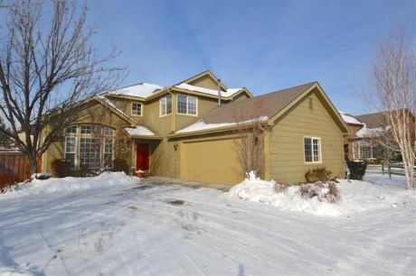 Boise Idaho Home In Surprise Valley