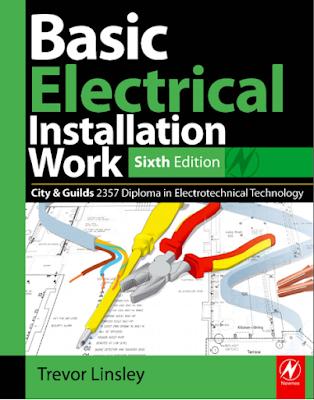 كتاب أسس الكهرباء وأعمال التركيب PDF Basic Electrical
