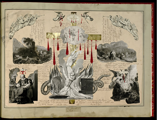 """Unicorn Church - growhousegrow: The """"Victorian Blood Book""""from..."""