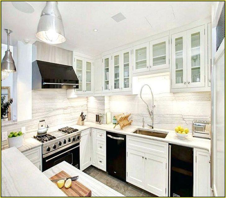 White Cabinets With Black Appliances: 30 Elegant Black And White Kitchen Cabinet And Appliance