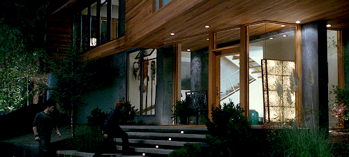 Cullens House Twilight House Cullen House Twilight Mountain Home Exterior