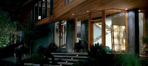 Cullens House Twilight House Cullen House Twilight Mountain Home Exterior