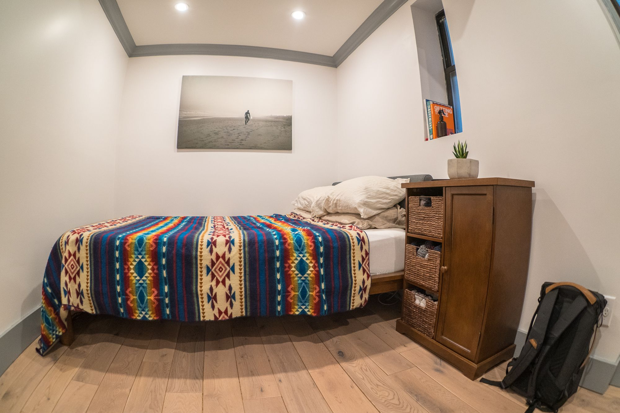 My Favorite Minimalist Bed Featuring Eco Friendly Materials And
