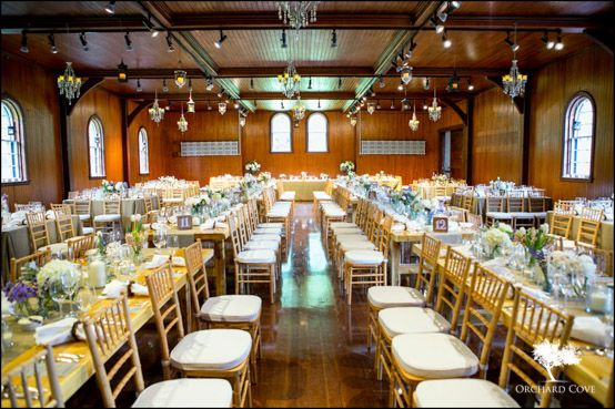 Coach Barn, Shelburne Farms. Catering by Cloud 9 Caterers, Photo by Orchard Cove Photography #wedding #vermontwedding #barnwedding #vermont #cloud9caterers