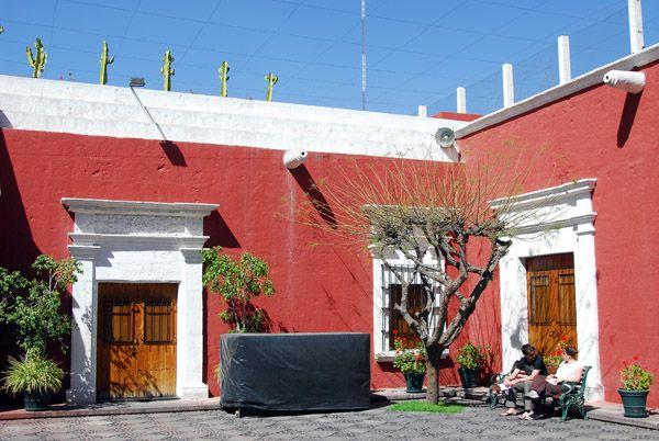 Museo santuarios Andino arequipa