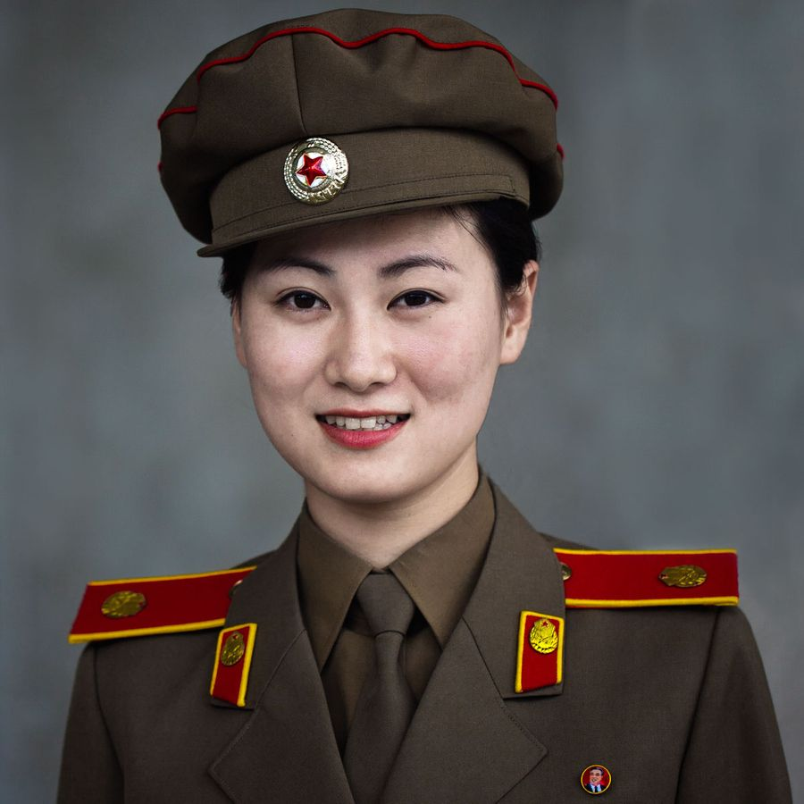 Meeting the people in North Korea breaks down many of the