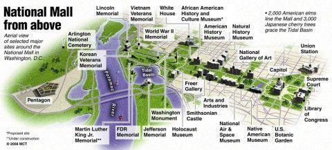 National Monument D.C | Washington DC | Washington dc map, Dc ...