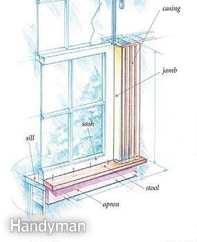 installing new windows