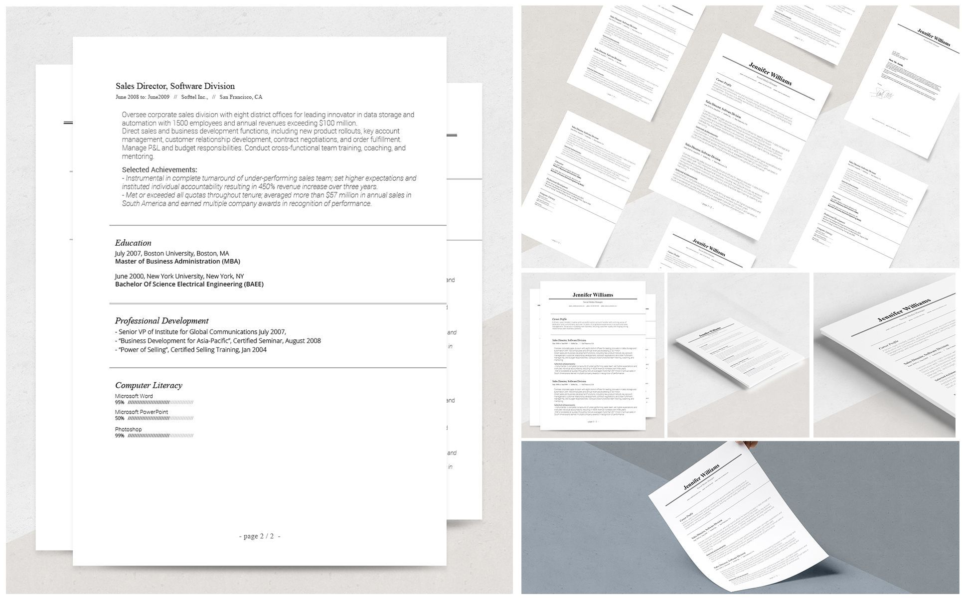 Seren Resume Template 69193 Resume template examples