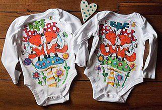 Detské oblečenie - Best friends forever - 7635711_