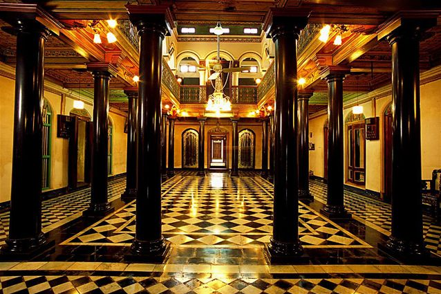 One weekend in Karaikudi | Mansions of Chettinad | Pinterest ...