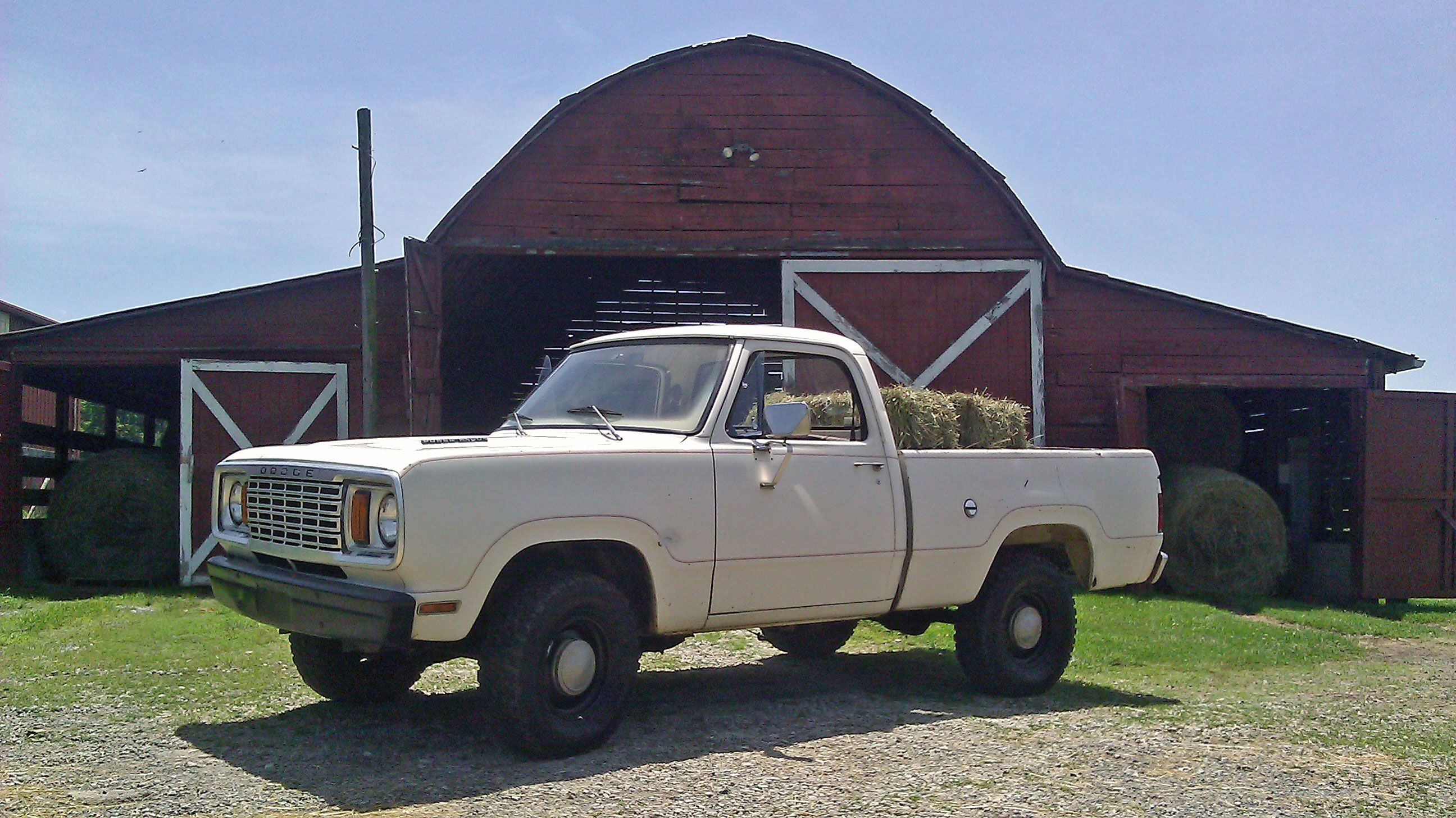 Dodge Power Wagon Pickup, wedding & special event vehicle available ...
