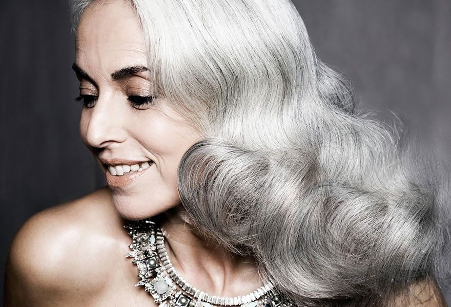 Strange 1000 Images About Silver Hair Styles On Pinterest Silver Hair Short Hairstyles For Black Women Fulllsitofus