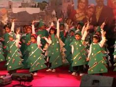 The Dancing Christmas Tree Song Youtube Christmas Tree Costume Christmas Skits Christmas Concert Ideas