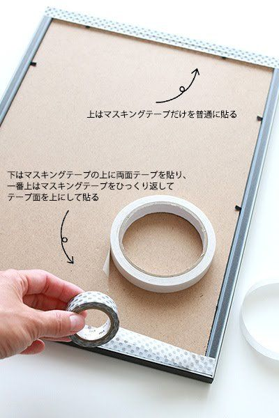 Japan Photostyling Association 穴をあけずに壁にフレームを飾る方法 写真 飾り方 リビング リビング 絵 ポスター 飾り方