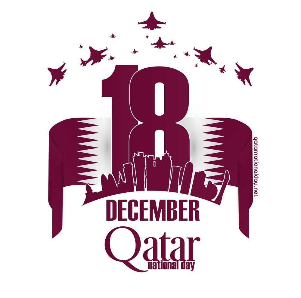 Happy Qatar National Day 2020 (With images) Qatar