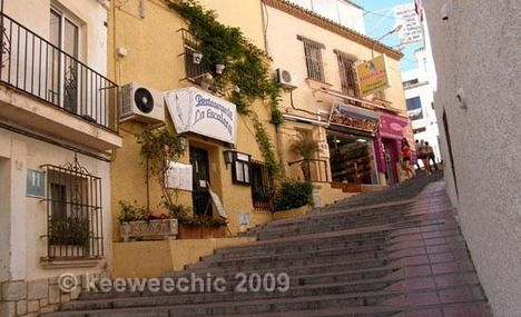 The Steps Of Torremolinos Malaga Spain Travel Fun Torremolinos