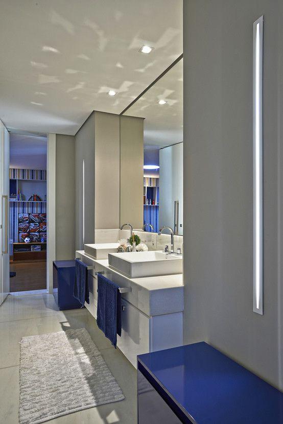 Casa incrível com design moderno e luxuoso | Idéias para casa Bella ...