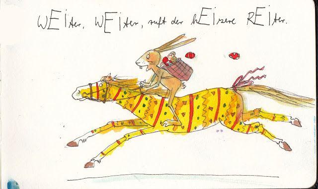 M.Garanin Illustration: Hasen