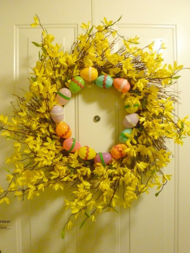 Photo of 20 Best DIY Easter Wreaths You Will Love