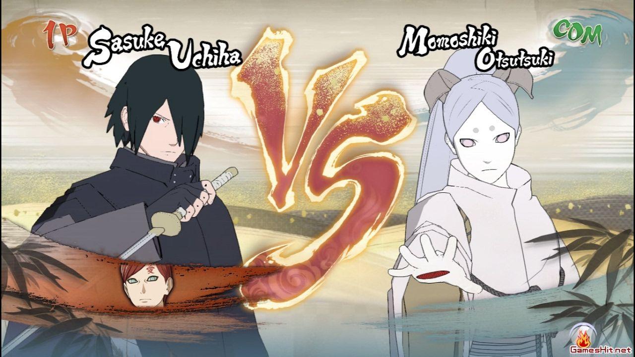 Sasuke vs Momoshiki Road to Boruto สู้กันอย่างมัน ใน