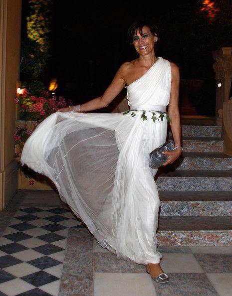 d4af327554c Ines de la Fressange One Shoulder Dress | Fashion | Fashion dresses ...