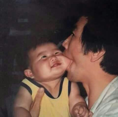 chanyeol father