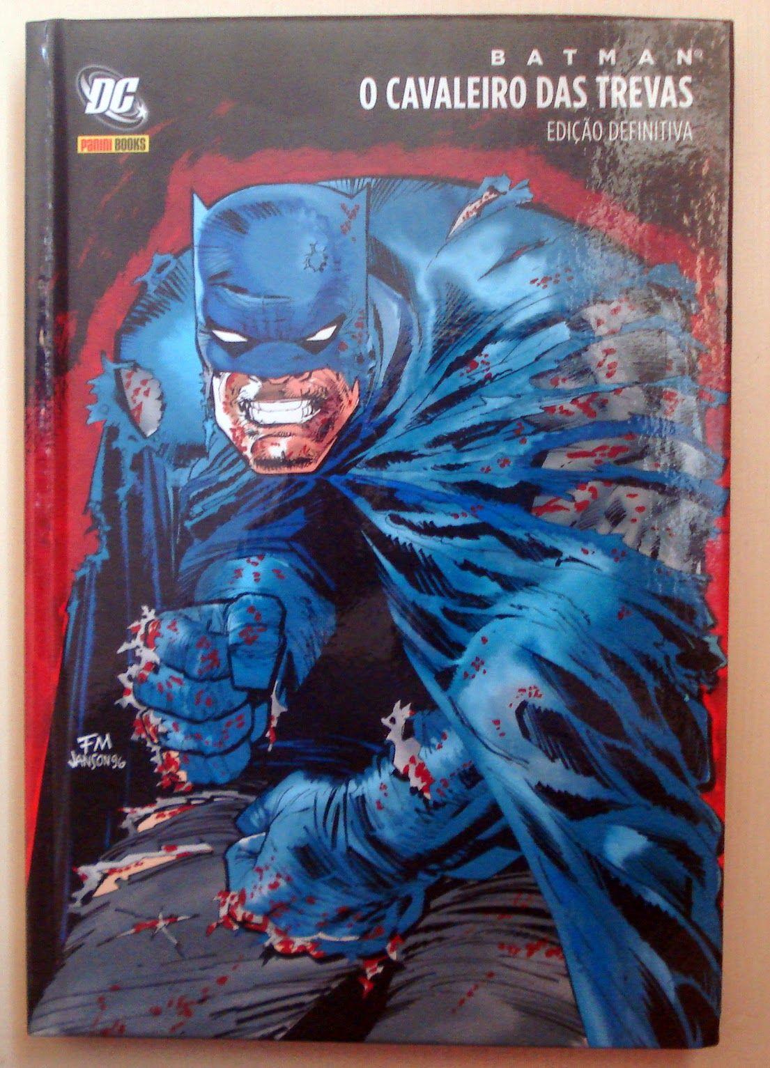 Batman O Cavaleiro Das Trevas Edicao Definitiva Batman O