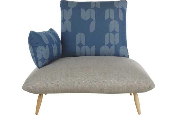 Argos - www.argos.co.uk | Fabric armchairs, Blue fabric ...