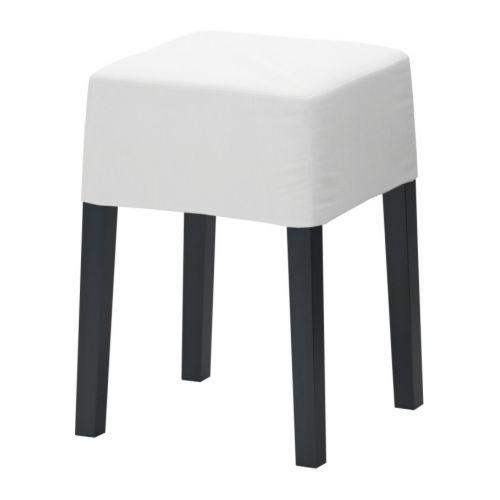 NILS Stool IKEA Padded seat for enhanced seating comfort ...