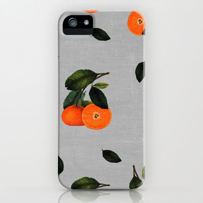 oranges iPhone & iPod Case by her art