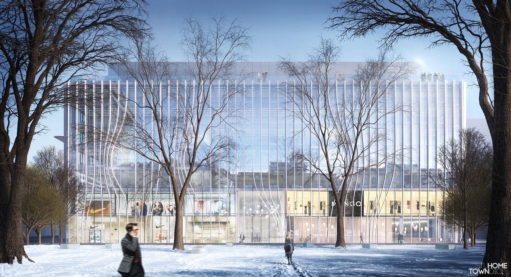 3d Visualisierung Frankfurt studiohometown ist ein büro für architekturvisualisierung und